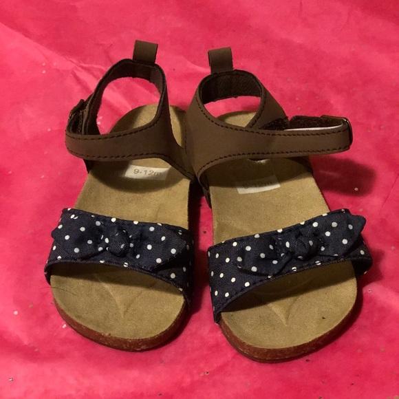 f0d2481f7 Baby girl 9-12 month sandal